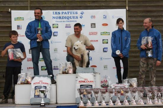 PODIUM : CANI-CROSS ST MAUR 36