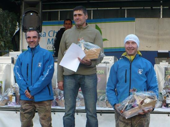 PODIUM CANI-CROSS 3 ème